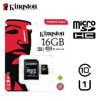 "Atmiņas karte microSD ""Kingston"" 16Gb SDHC (10 class, UHS-I) ― DELTAMOBILE"