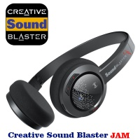 Bluetooth austiņas Creative Sound Blaster Jam ― DELTAMOBILE