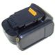 Battery for Dewalt DCB140 DCB141 DCB142 DCD DCF 14.4v 3000mAh