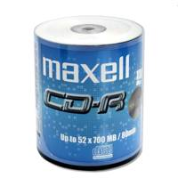 Maxell CD-R 700Mb/52X Cake 100 ― DELTAMOBILE