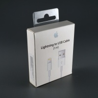 iPhone Lightning USB kabelis MD818ZM/A oriģinālais - 1m (iPhone 5,6,7,8,X) ― DELTAMOBILE