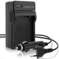 Digital charger for CANON NB-5L (IXUS,PowerShot,SD,SX-series) ― DELTAMOBILE