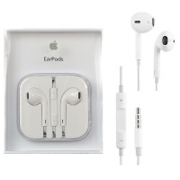 Apple earpods MD827ZM/A (oriģinalais) ― DELTAMOBILE