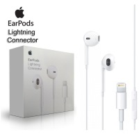 Apple earpods MMTN2ZM/A lightning (oriģinālie)  ― DELTAMOBILE