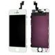 Touch panel and glass+ LCD iPhone 5S (white)