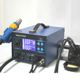 Rework station YIHUA 992DA+ with smoke absorber