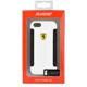 Maks FERRARI BackCase Iphone 5/5S/5SE White (FESHOHCP5WH)