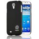 Maks ClipOn-Cover BUGATTI Samsung Galaxy A3 Black