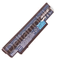 Akumulators (analogs) Acer Aspire One 532h,AO532h,532G,533(11.1V 6600mAh)    ― DELTAMOBILE
