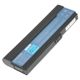 Akumulators (analogs) Acer Aspire (11.1V 6600mAh) 3000 3030 3050 3053 3200 3600 3680 5000 5030 5050 5500 5500Z 5502 5504 5550 5570 5580 / TravelMate 2400 2403 2404 3200 3210 3210Z 3220 3224 3270