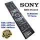 Remote control for Sony Sony RMT-TX101E original