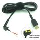 Replacement cord for laptop charger with plug Lenovo Yoga