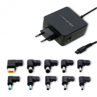 4-WAY 12 V CAR SOCKET SPLITTER +  USB (with switches) ― DELTAMOBILE